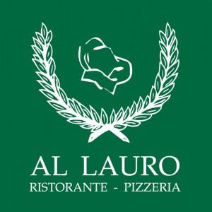 ristorante pizzeria al lauro logo