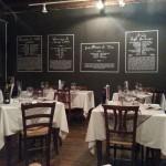 ristorante gattaccia interno